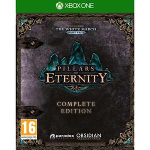 Pillars of Eternity Complete Edition (Xbox) @ Shop4nl