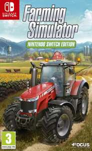 Farming Simulator: Nintendo Switch Edition @ Bol