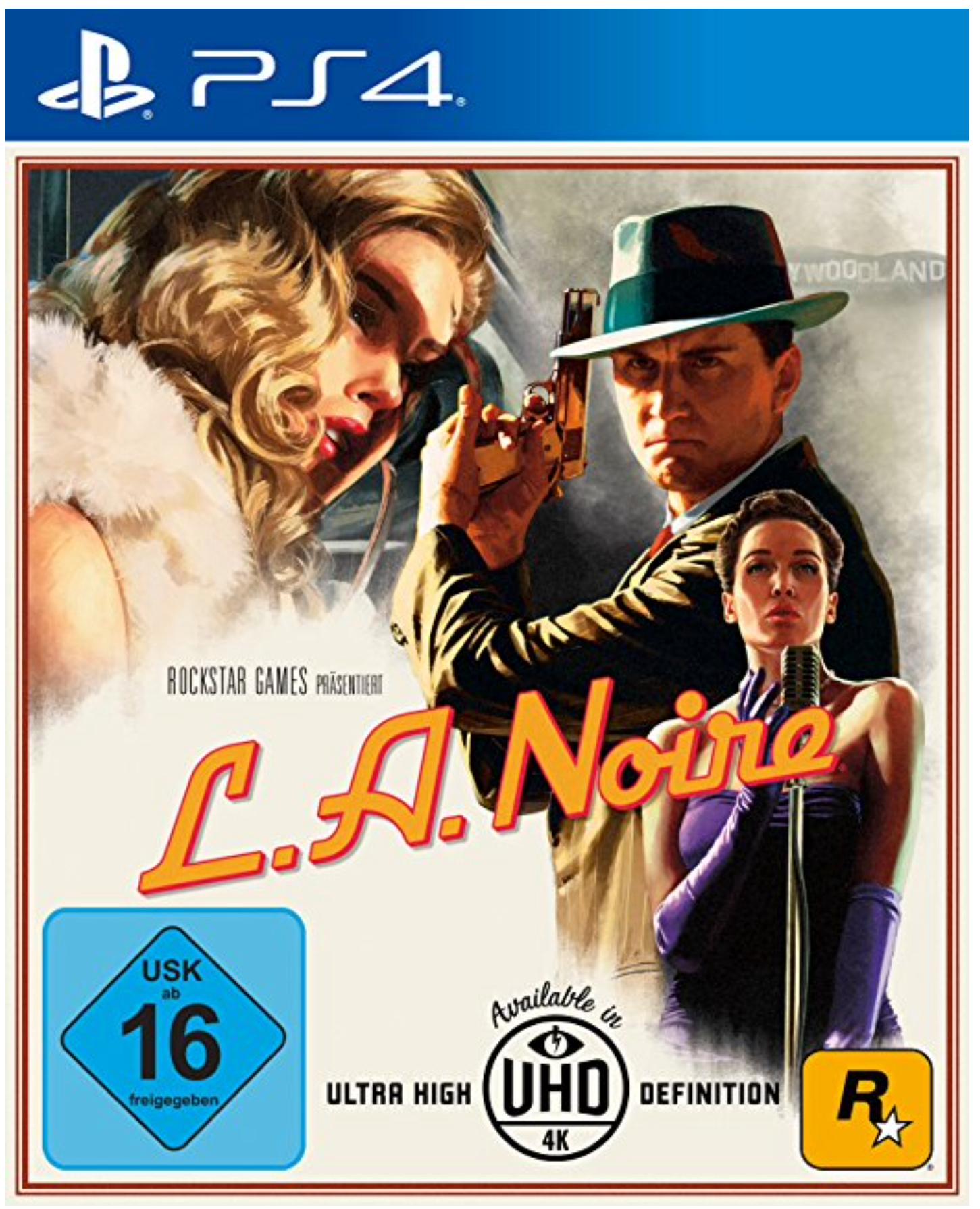 L.A. Noire - PS4 en Xbox ONE | Amazon (DE)