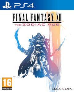 Final Fantasy XII The Zodiac Age voor de PS 4
