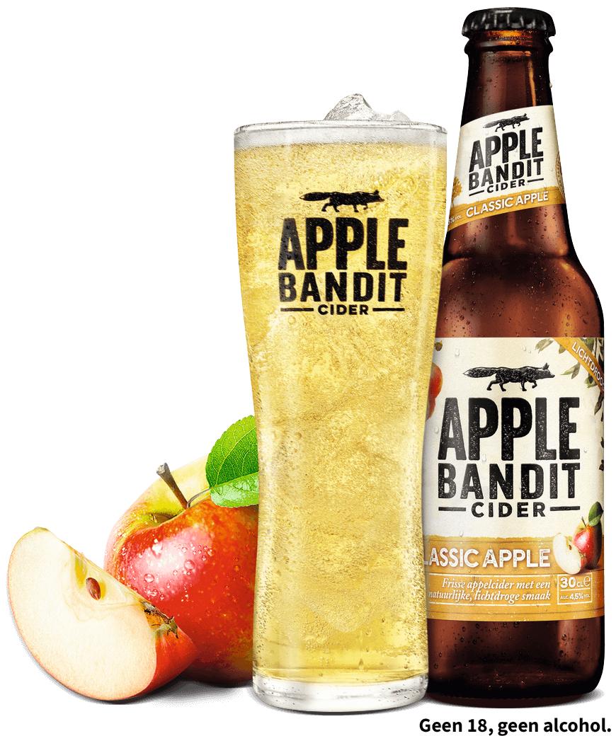 Probeer Apple Bandit Classic Apple met tot 50% cashback @ via Scoupy