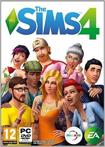 Sims 4 standaard