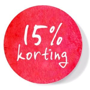15% extra kassa korting met de code PASEN2018 @ Vanoutlet