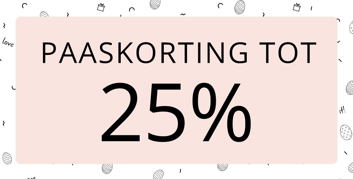 Paaskorting tot 25% @ Smartphonehoesjes.nl