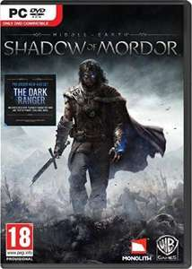 Middle-earth: Shadow of Mordor Game of the Year Edition PC