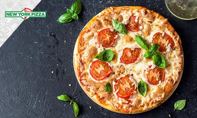 SOCIAL DEAL: ASSEN NEW YORK PIZZA + BLIKJE FRIS 1 EURO
