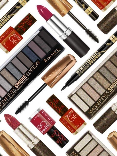 6X Elle + grandioze Rimmel make-up set. Ter waarde van €85,44
