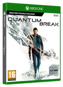 Quantum Break (+ Alan Wake) voor €15,88 @ Amazon.co.uk