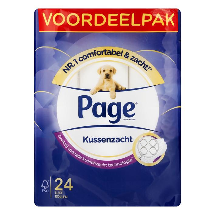 Page Kussenzacht @ AH online