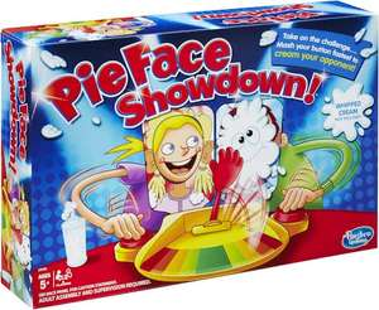 Pie Face Showdown gezelschapsspel voor €14,98 @ Bol.com