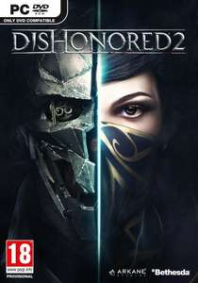 Dishonered 2 (steam key)