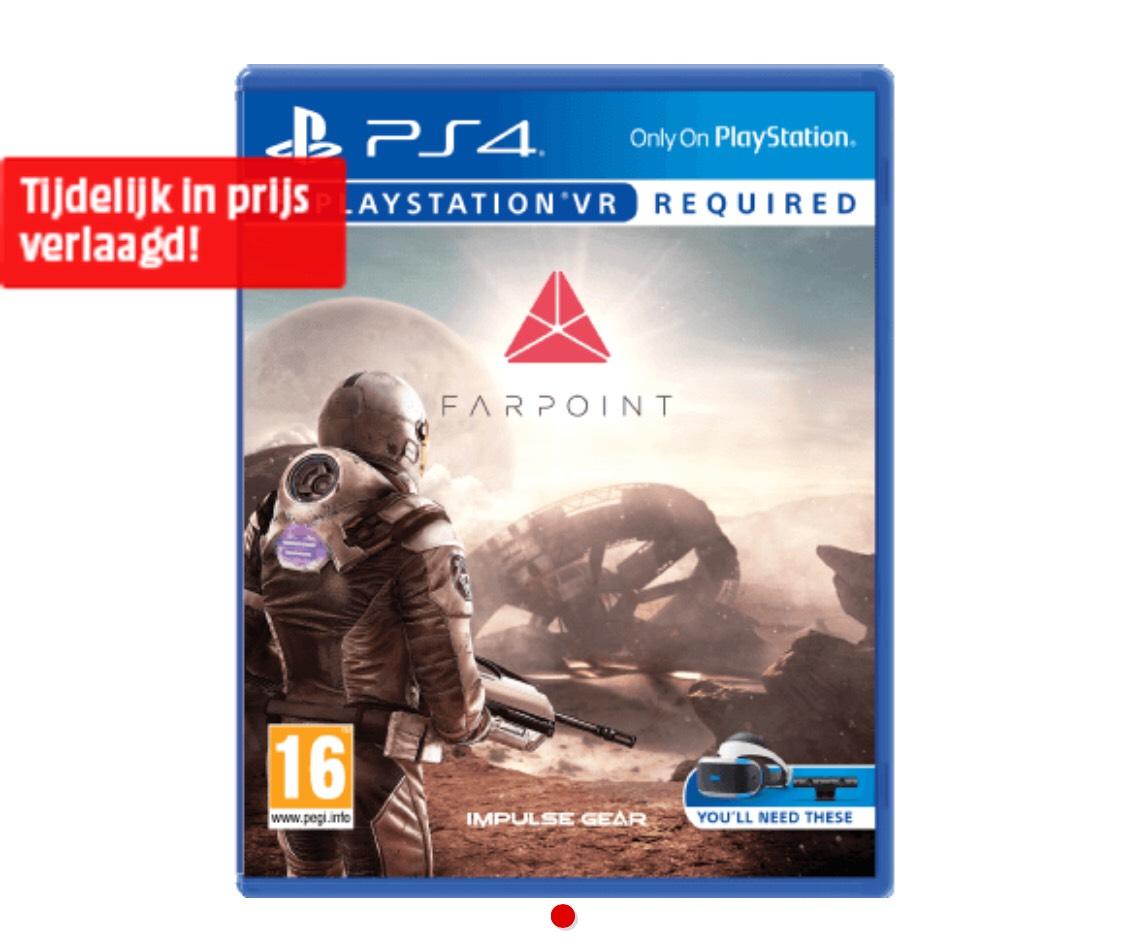 Farpoint VR | PlayStation 4 @MediaMarkt