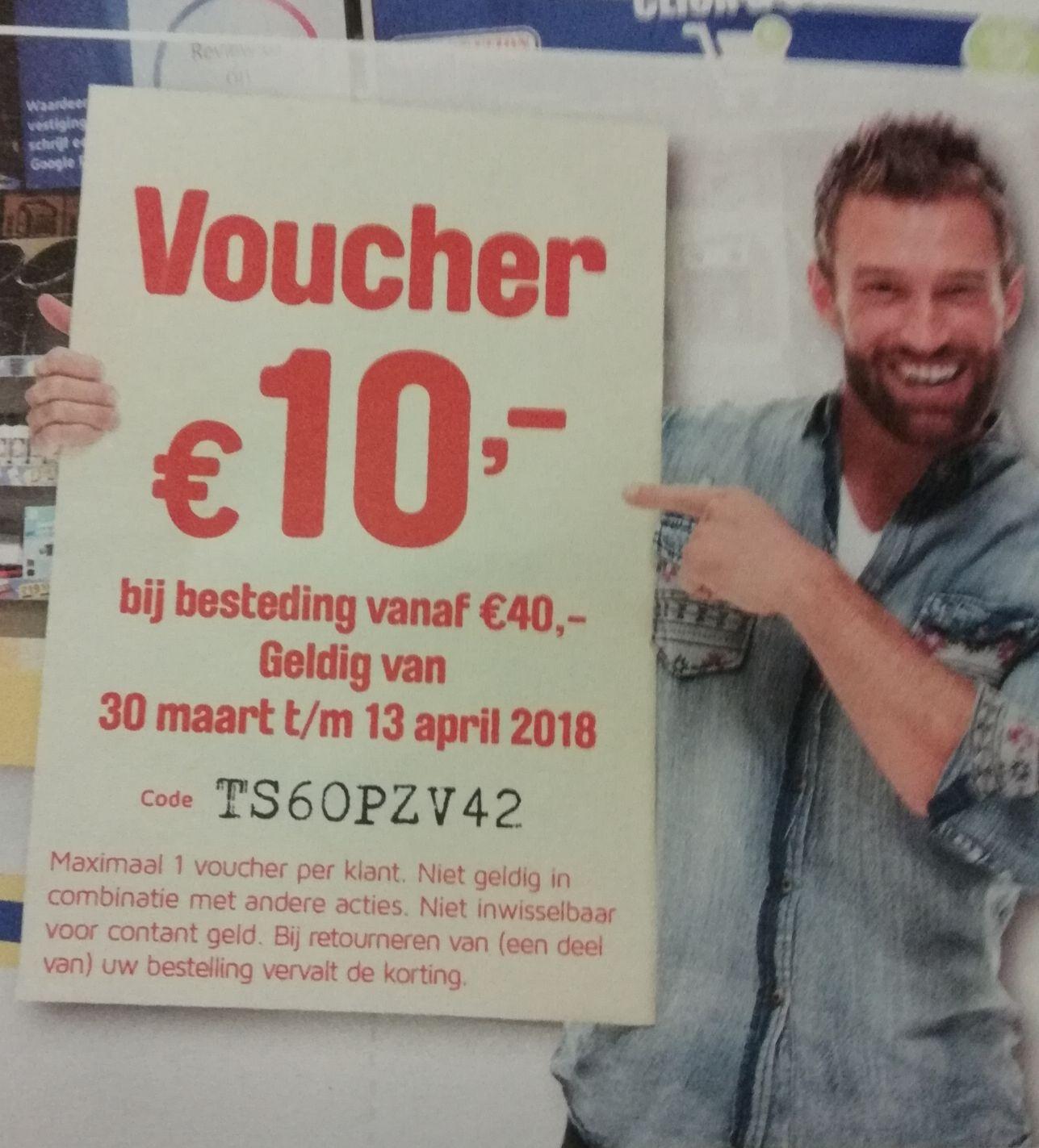Kortingscode 10 euro @ Toolstation