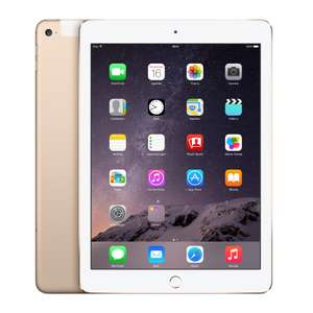 Apple iPad Air 2 32GB (Wi-Fi + Cellular) - Goud voor €349 @ Amac