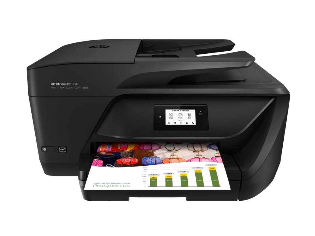 HP OfficeJet 6950 printer + 4 mnd gratis Instant Ink (na cashback HP)