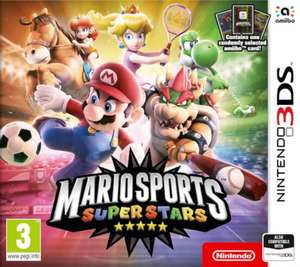 Mario Sports Superstars (3DS Download) voor 17,19€ (CDKeys)