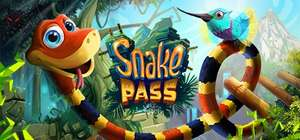 Snake Pass voor Xbox/pc/Switch