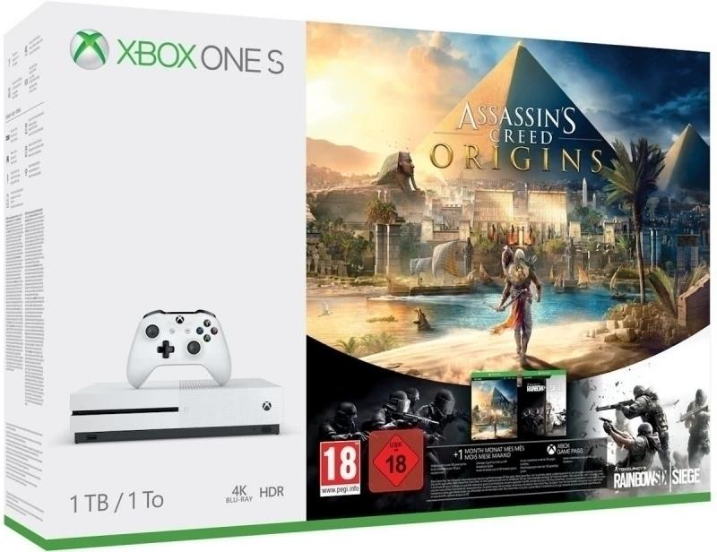 Deze week Xbox One bundels in de aanbieding @ Nedgame