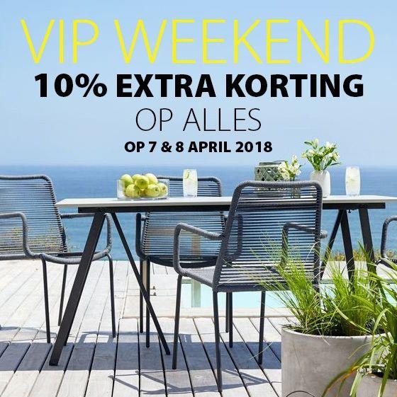 JYSK; 10% KORTING OP ALLES! (7 & 8 april)