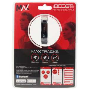 Max Fitness Bluetooth Boost Band voor €19,95 @ Action