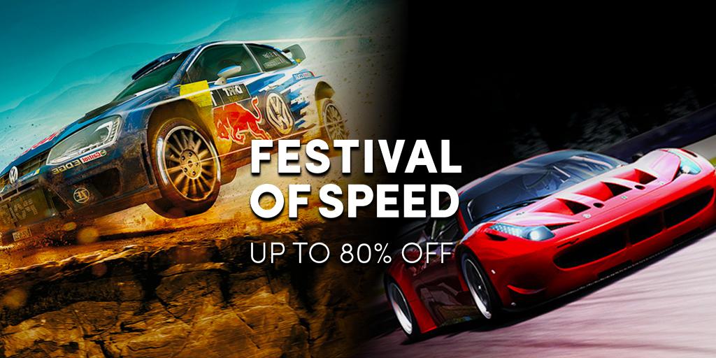 Festival Of Speed sale