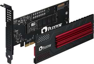 Plextor M6e Black Edition 512GB