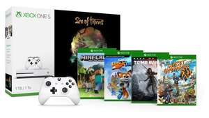 Xbox One S 1TB Adventure Pack voor €299 @ Microsoft FR