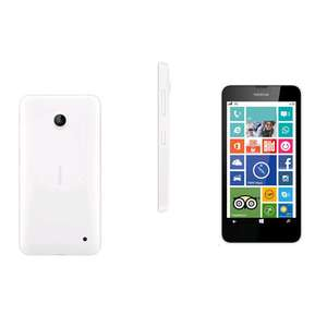 Nokia Lumia 630 Dual-Sim (Wit) voor € 90 @ Orange