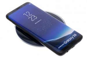 Samsung Wireless Qi Fast Charge Pad Type 2A - Zwart @ Smartphonehoesjes.nl