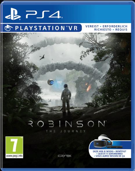 Robinson: The Journey (PSVR) @ Mediamarkt