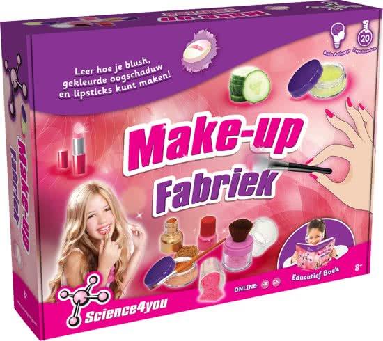 Make-up fabriek nu €13,98 @ Bol.com