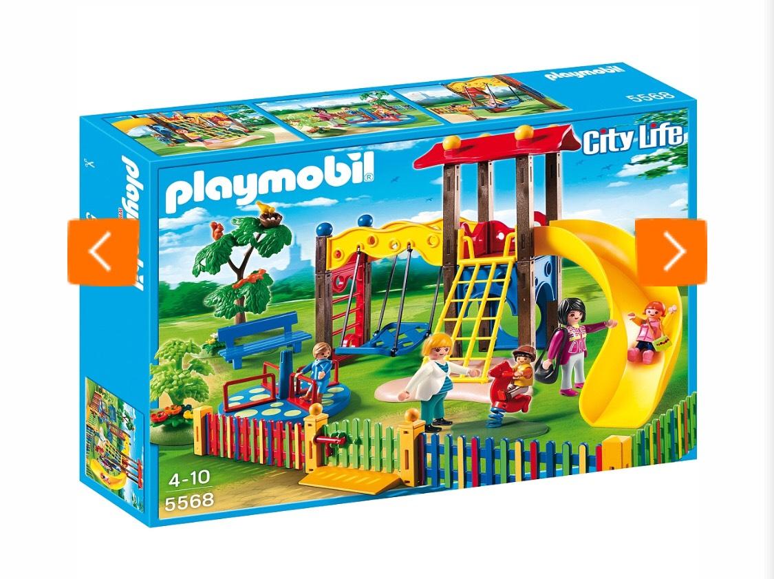 PLAYMOBIL - Speeltuintje - 5568 @ToysRus