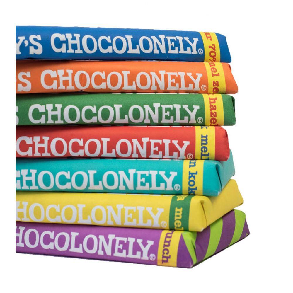 Gratis Tony's Chocolonely reep (Amsterdam)