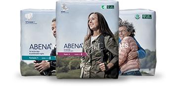 GRATIS Abena Proefpakketten Incontinentie en Urineverlies