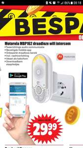Motorola MBP-162 CONNECT WiFi baby audiomonitor | Hoor ...