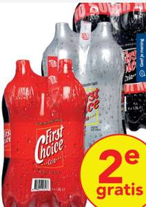 First choice cola, 2e gratis @ Deen