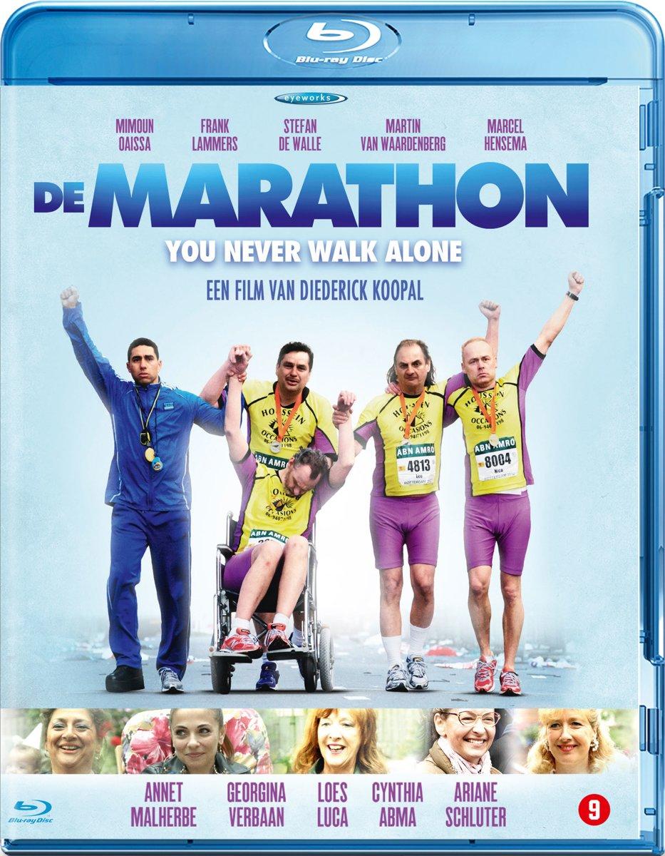 De Marathon (Blu-ray) voor €3 @ Media Markt