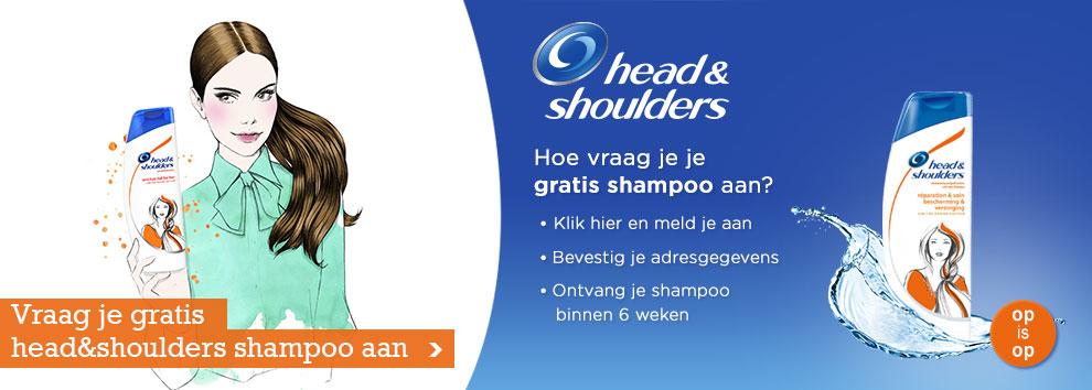 Gratis Head&Shoulders shampoo @ Lekker in het Leven