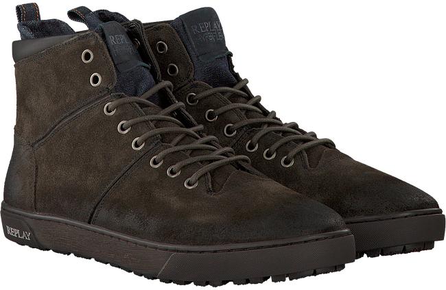 Replay suède heren sneakers -70% = €41,95 @ Omoda