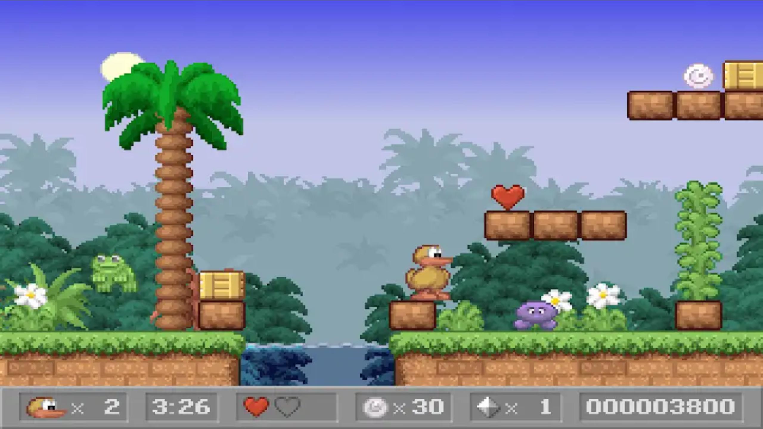 Charlie the Duck(Android) deze klasieker nu 2dagen gratis normaal 2,99 @googleplay