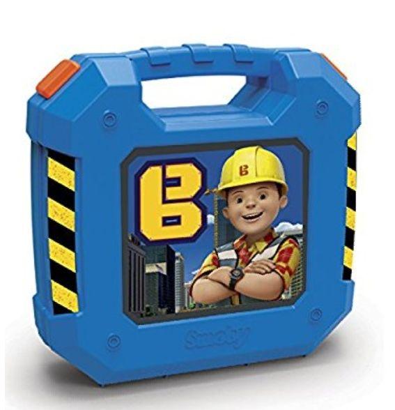 Smoby Bob de Bouwer gereedschapskoffer bij Amazon.de