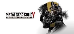 METAL GEAR SOLID V: The Definitive Experience + 1 free mystery game