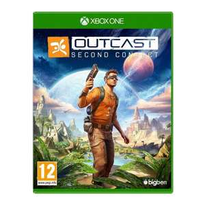 Outcast: Second Contact (Xbox) @ Shop4nl