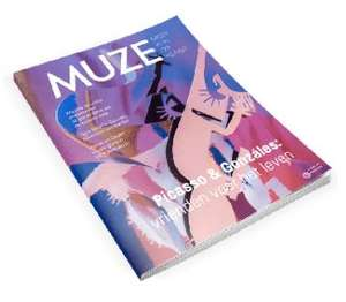 Gratis proefexemplaar MUZE kunstmagazine @ Avrotros