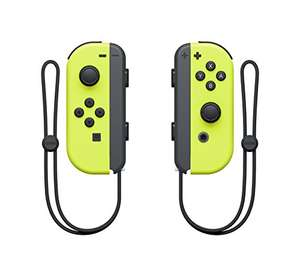Nintendo Switch Joy-Con Controllers Paar neon geel @ Amazon.de