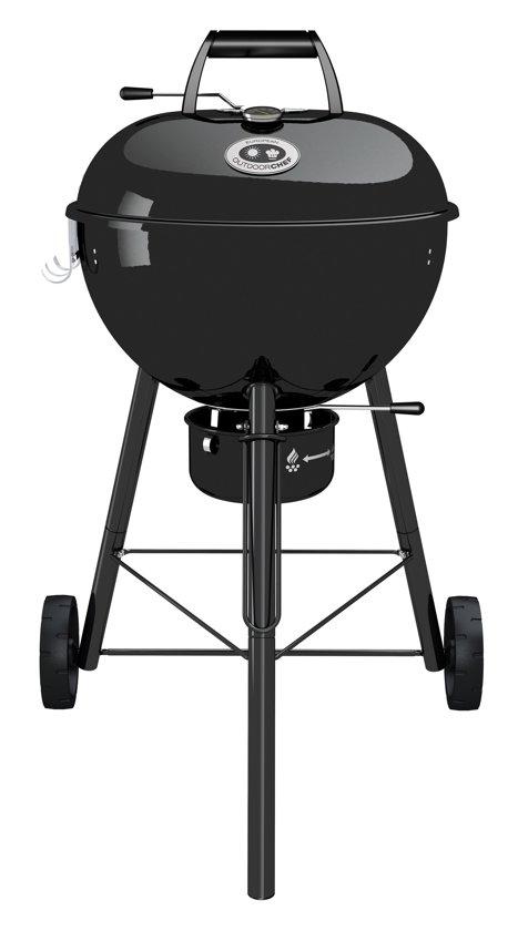 Outdoorchef Camden 480 C Houtskoolbarbecue - Zwart @ Bol