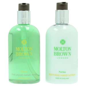 Molton Brown Puritas Hand Care Set voor €13,38 @ Wehkamp