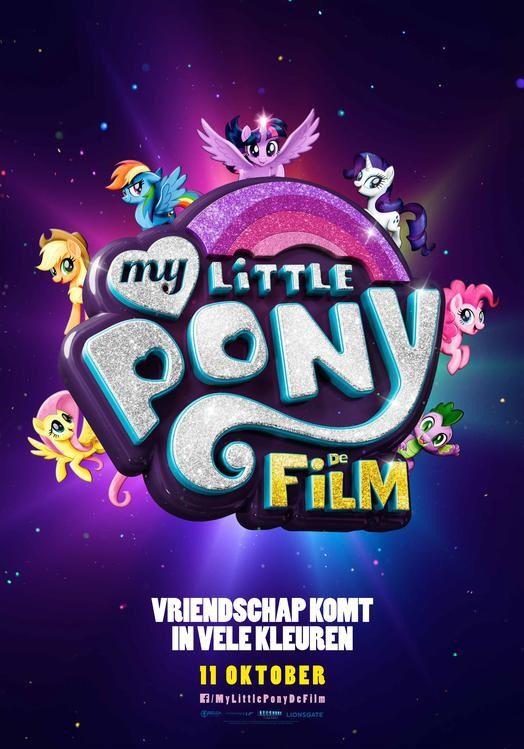 GRATIS DVD t.w.v €12,99 bij aankoop van €10,- aan My Little Pony producten