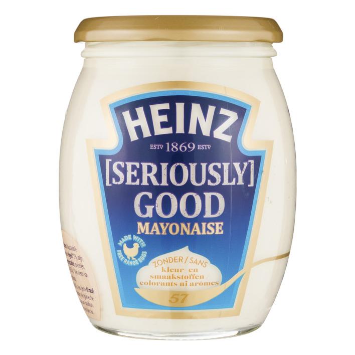 Heinz Seriously good mayonaise 1 euro