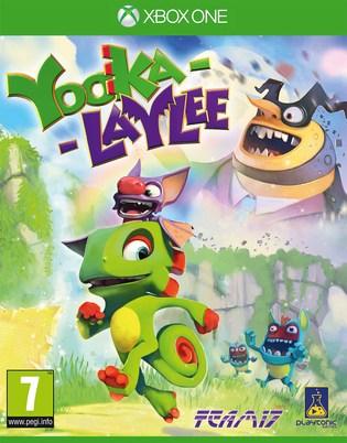 Yooka Laylee (XBOX) @ ShopTo.net